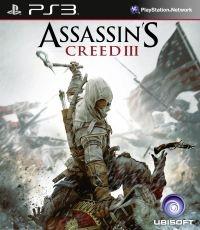 PS3 Assassins Creed III. CZ