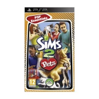 PSP The Sims 2 Pets Essentials