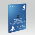 PSV Vita Memory Card 4GB - Bulk