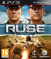 PS3 R.U.S.E. - Move compatible