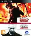 PS3 TC Splinter Cell Double agent+Rainbow 6 Vegas