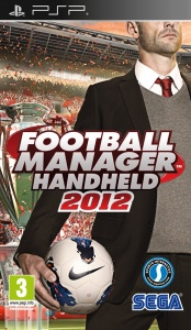 PSP Football manager 2012