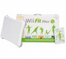 Wii Wii Fit Plus With Board White