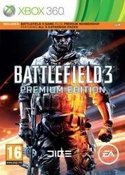 X360 Battlefield 3: Premium Edition