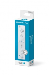 Wii U Remote Plus White