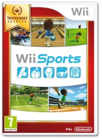 Wii Wii Sports Nintendo Selects