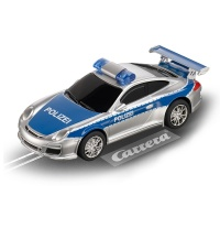 Auto Carrera GO - 61283 Porsche 997 GT3 Polizei