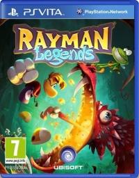 PSV Rayman Legends