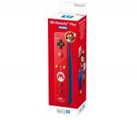 Wii U Remote Plus Mario Edition