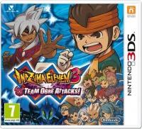 3DS Inazuma Eleven: Team Ogre Attacks