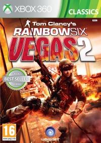X360 Tom Clancys Rainbow Six Vegas 2 Classics