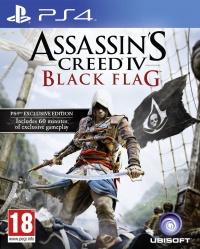 PS4 Assassins Creed IV Black Flag