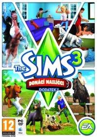 PC The Sims 3 Domácí Mazlíčci