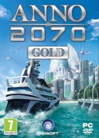 PC ANNO 2070 Gold