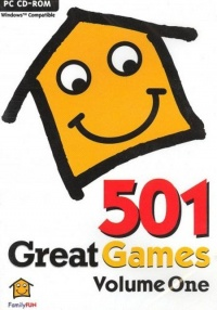 PC 501 Great Games Volume 1