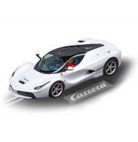 Auto Carrera D132 - 30712 La Ferrari (white)