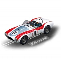 Auto Carrera D132 - 30717 Shelby Cobra Coupé