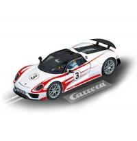 Auto Carrera EVO - 27477 Porsche 918 Spyder, No.3