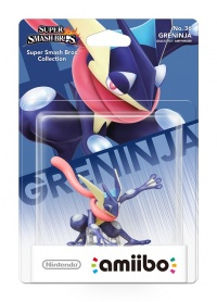 amiibo Smash Greninja 36