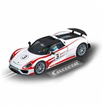 Auto Carrera D132 - 30711 Porsche 918 Spyder