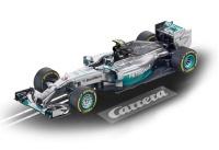 Auto Carrera D132 - 30732 Mercedes-Benz F1 Rosberg