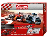 Autodráha Carrera D143 40028 Championship Race off