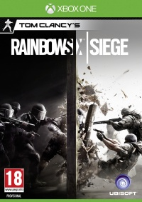 XONE Tom Clancy's Rainbow Six: Siege Collector's