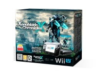 Wii U Premium Pack Black + Xenoblade Chronicles X
