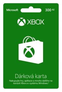 Xbox Live Předplacená karta 300 Kč