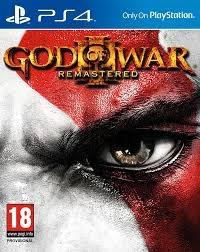 PS4 God of War III Remastered