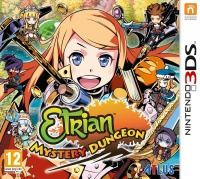 3DS Etrian Mystery Dungeon