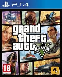 PS4 Grand Theft Auto V