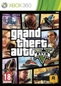 X360 Grand Theft Auto V