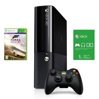 X360 500GB + Forza Horizon 2 + 1M Xbox Live