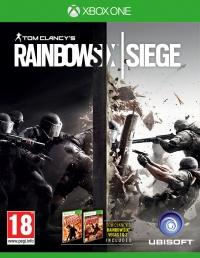XONE Tom Clancy's Rainbow Six: Siege