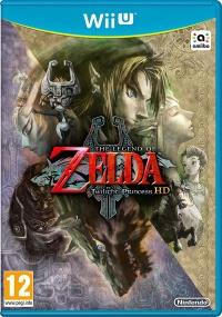 WiiU The Legend of Zelda: Twilight Princess HD