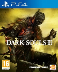 PS4 Dark Souls 3