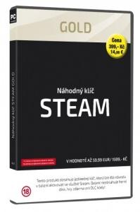 PC Náhodný klíč Steam Gold