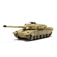 R/C Tank British MBT Challenger 1 Desert Yell 1/72