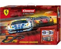 Autodráha Carrera EVO 25222 Ferrari Racers