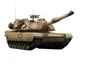 R/C Tank US M1A2 Abrams Desert