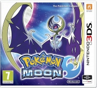 3DS Pokémon Moon