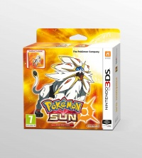 3DS Pokémon Sun Deluxe Edition