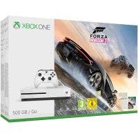 XONE S 500GB White + Forza Horizon 3