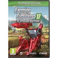PC Farming Simulator 17 Platinum Edition CZ