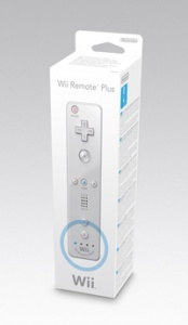 Wii Remote Plus White