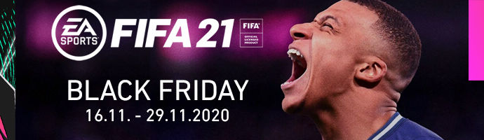 EA FIFA 21 Promo