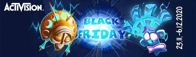 Activision Black Friday 2020