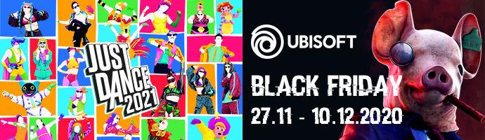 Ubisoft Black Friday 2020