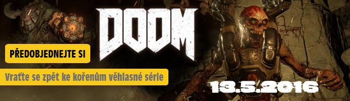 Doom- předobjednejte si